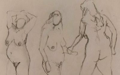 Le confinement, des semaines d'art'ifices