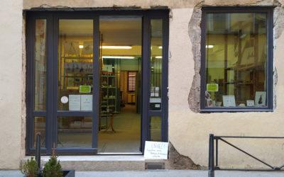 L'atelier au 15 bis Rue René Leynaud… c'est fini !